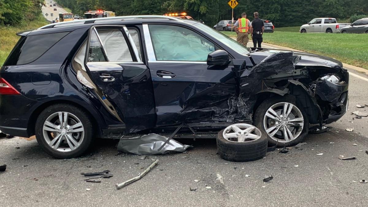 Chesterfield crash