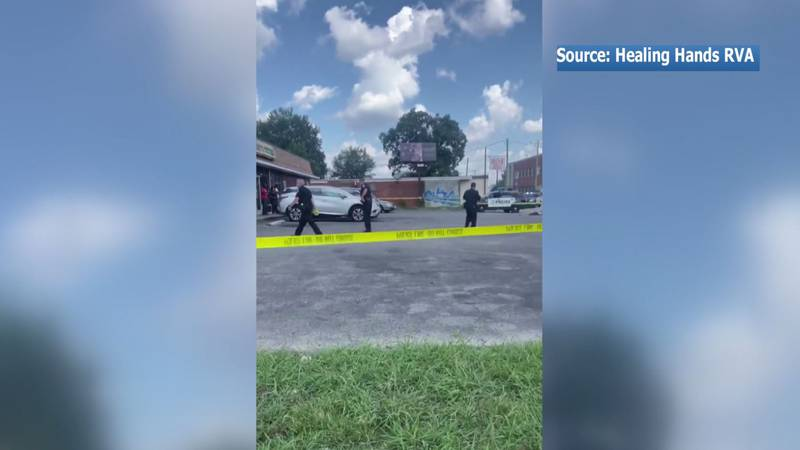 Officers were called to the 3400 block of Hull Street around 1:45 p.m. Sunday for a deadly...