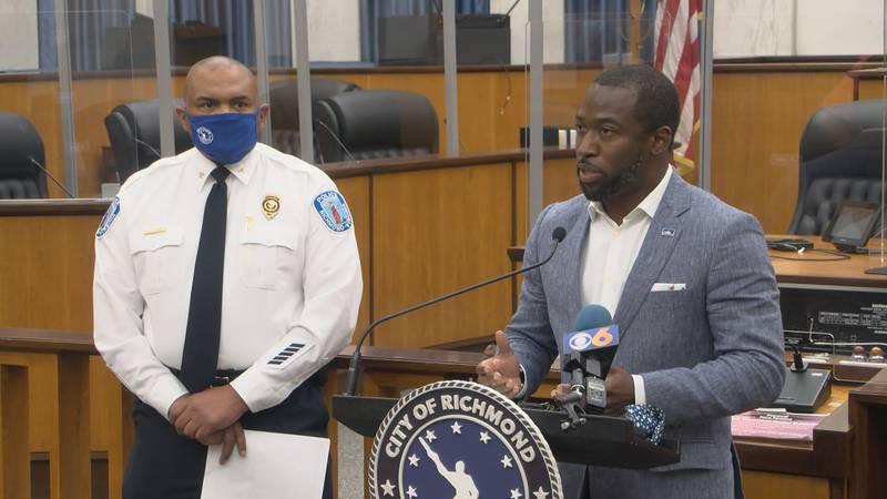 City leaders introduce new gun-violence prevention program.