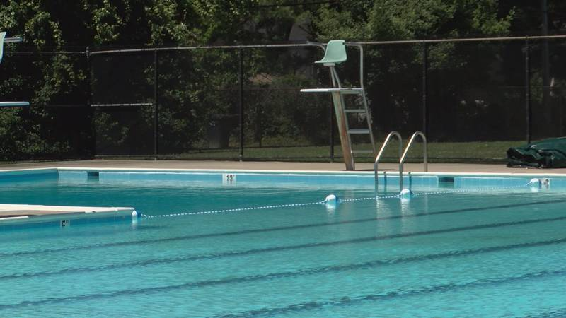 Hotchkiss field pool in Richmond