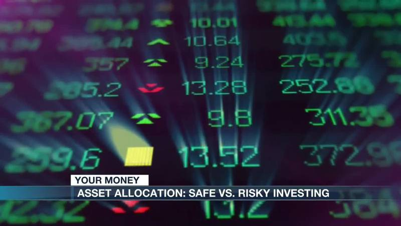 Asset Allocation: Safe vs. risky investing