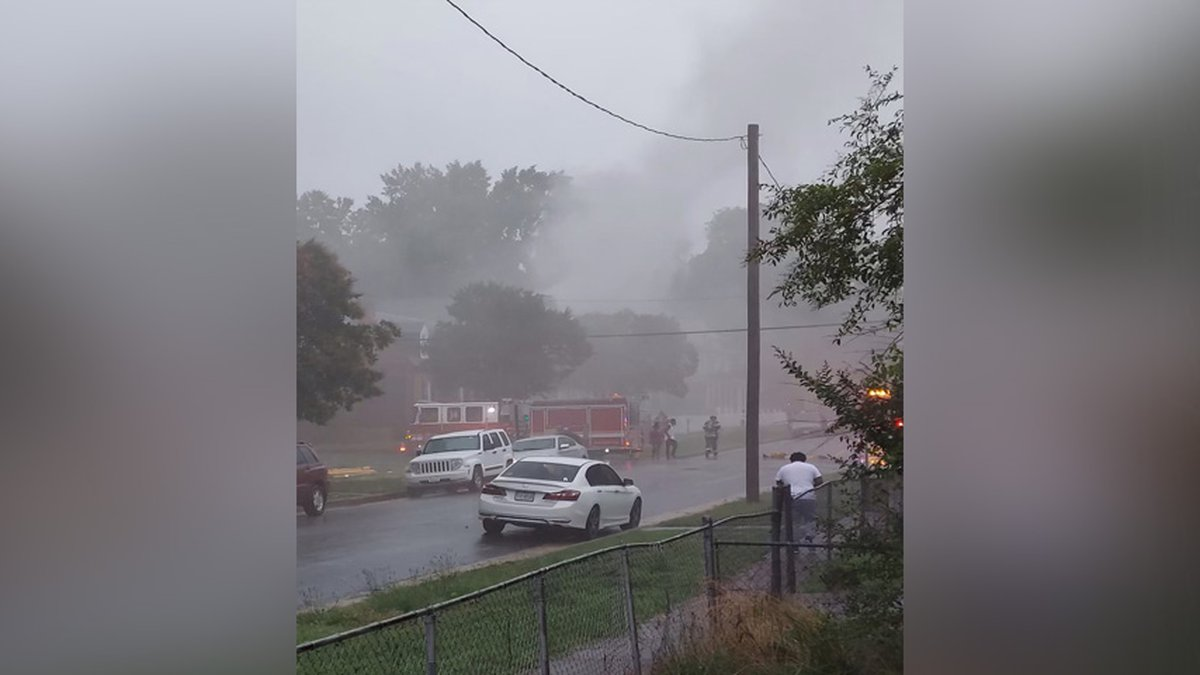 Crews were called to a home along Maryland Avenue around 5:23 p.m. for multiple reports of a...