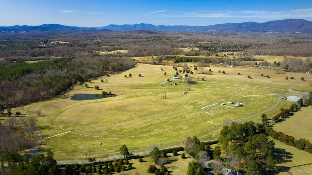 Foxfield. Photo provided by the Blue Ridge Group.