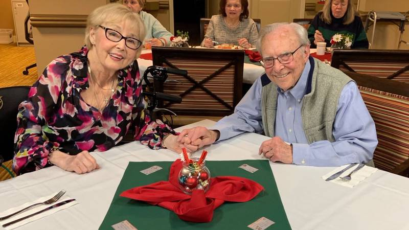 Married Germantown couple dies of COVID-19 days apart   Charles and Margaret Powe