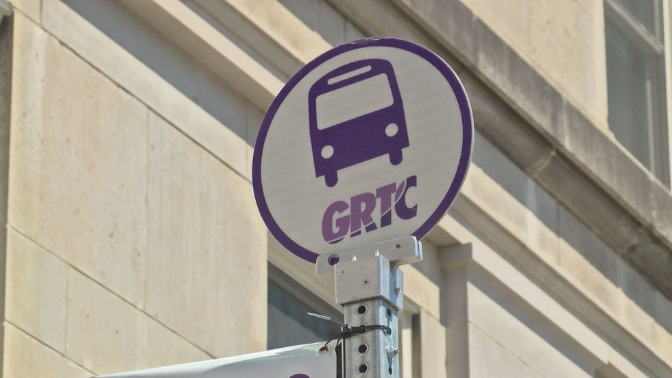 GRTC wants your input on a new bus stop near the Science Museum. (Source: NBC12)