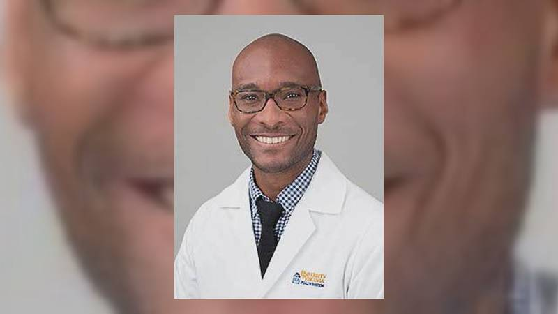 """Dr Taison Bell, a UVA Infectious Disease specialist, has been named one of the """"30 Under 40,""""..."""