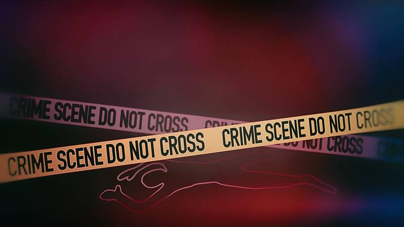 A crime investigation.