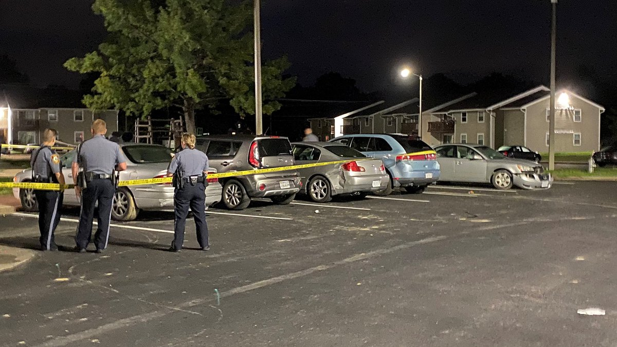 Officers were called to the 300 Block of Engleside Drive just before 4:30 a.m. Tuesday for...