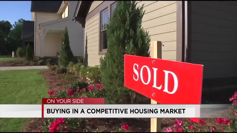 Buying in a competitive housing market