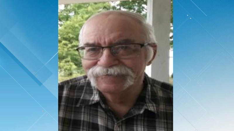 Rodney Tumboo, object of Virginia Senior Alert