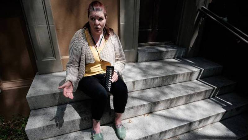 Richmond resident Jordan Siebert says a new law aimed at treating fatal drug overdoses as a...