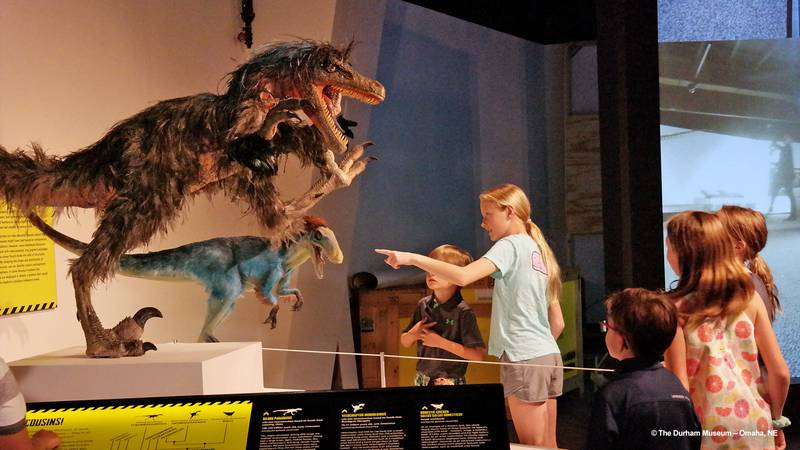 Enter now to win tickets to Tyrannosaurs exhibit at Science Museum of Virginia