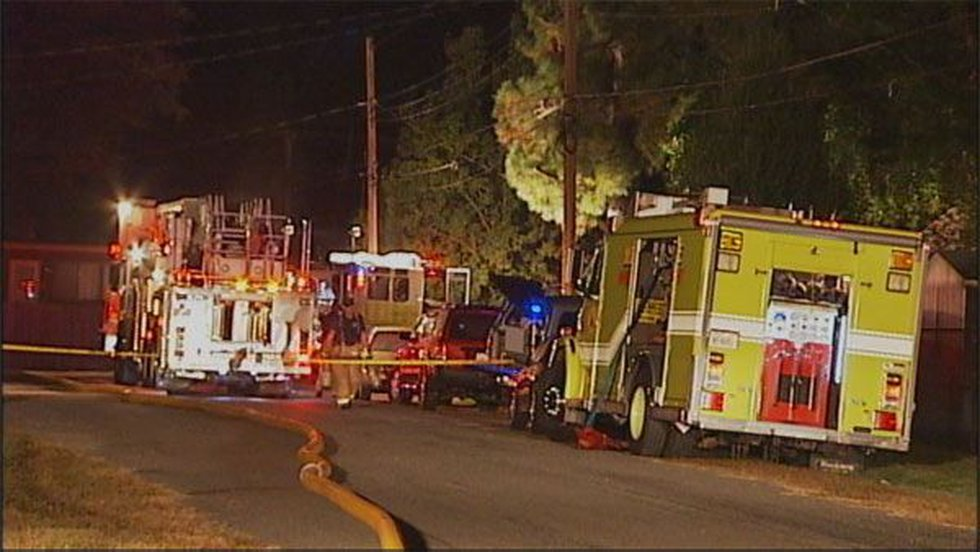 Two pronounced dead after Henrico house fire