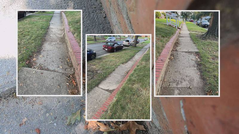 Homeowners in Churchill reached out to 12 On Your Side asking for help getting a sidewalk in...