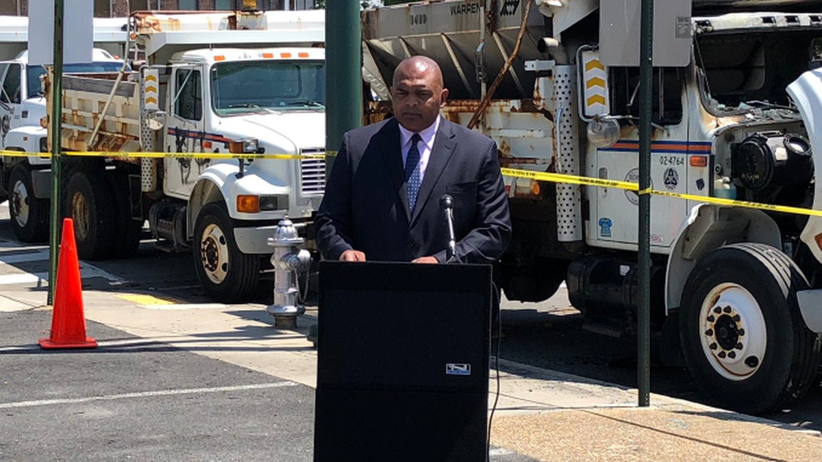 RPD Police Chief Gerald Smith gives update on last night's riots.