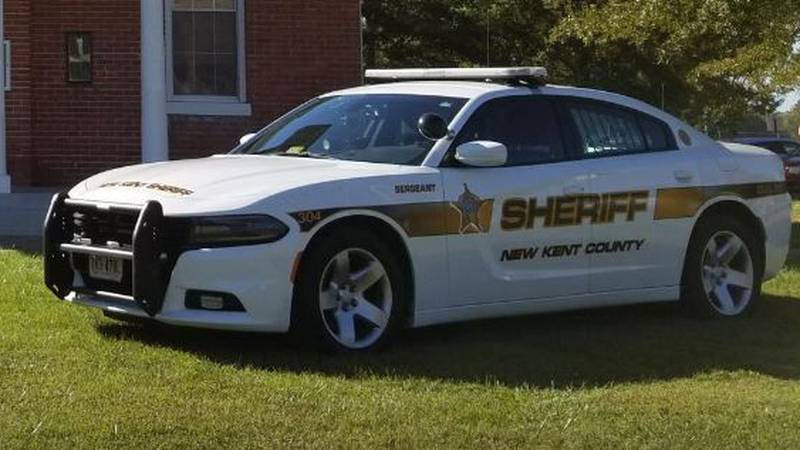 Several vehicles were broken into late Nov. 26 or early Nov. 27. (Source: New Kent Sheriff's...