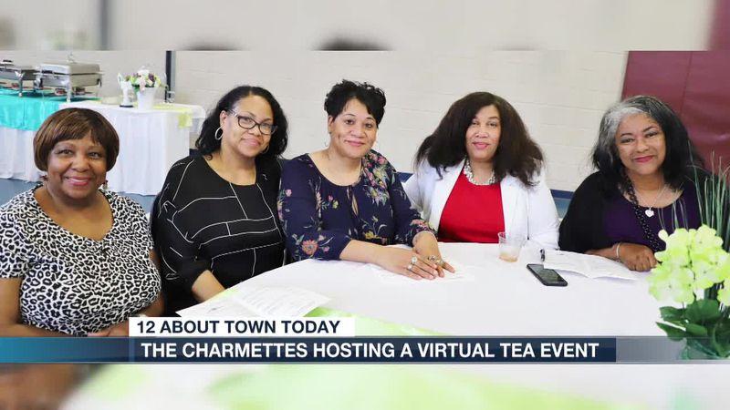 The Charmettes hosting a virtual tea event