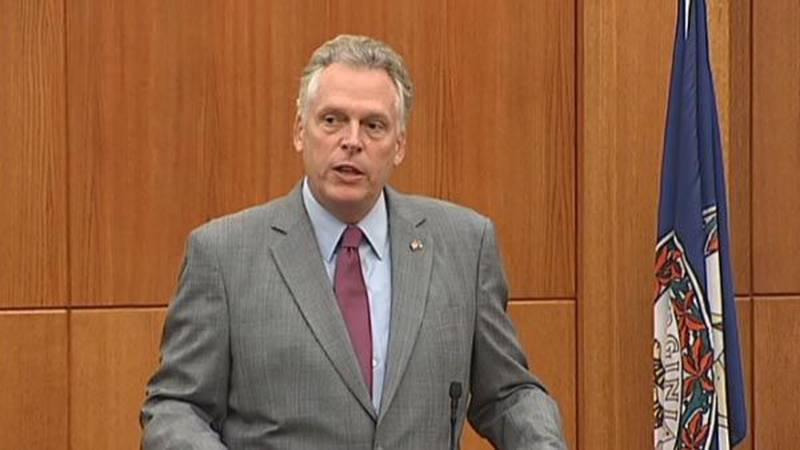 Terry McAuliffe says he's best equipped to lead the state out of the COVID-19 pandemic. And...
