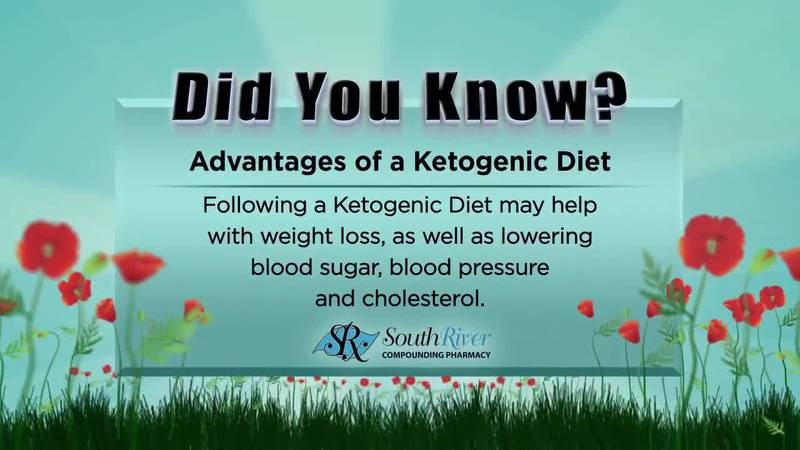SouthRiver Health Tip: Advantages of Ketogenic Diet
