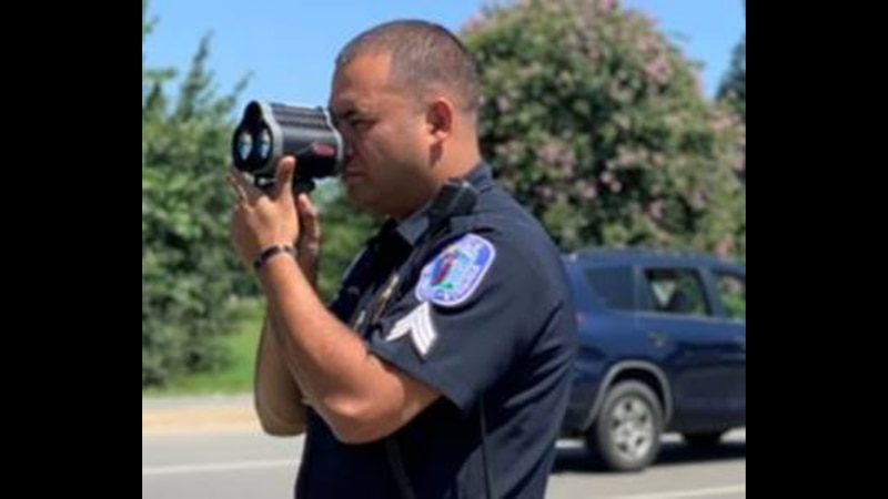Police in the Greater Richmond area are patrolling for speeding and misconduct on Hull Street.