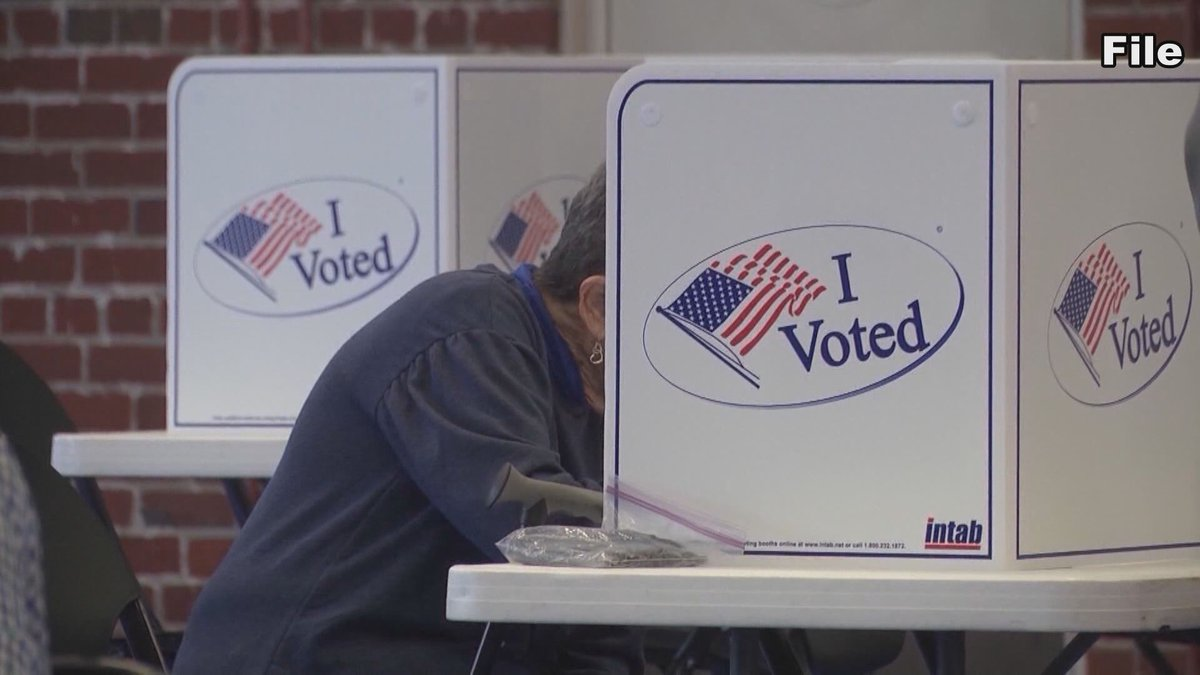 VA 5th Congressional District Democratic Primary voting takes place tomorrow.