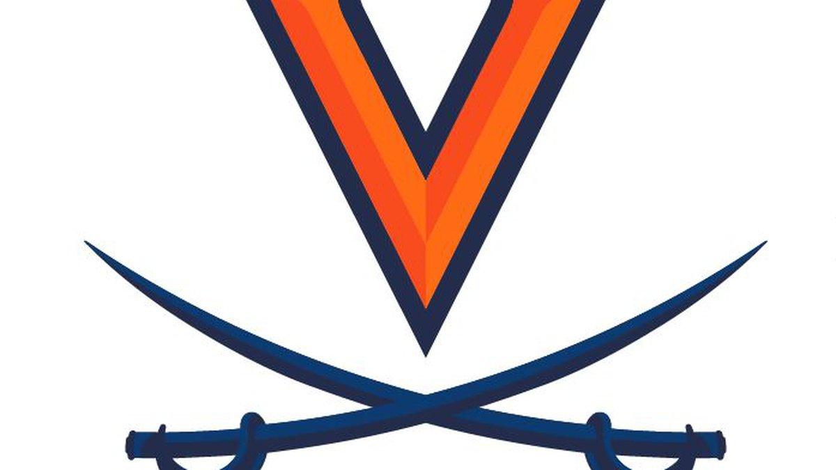 UVA Athletics V-Sabre logo
