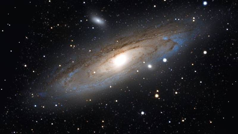 The Andromeda Galaxy can be best viewed on September 29th.