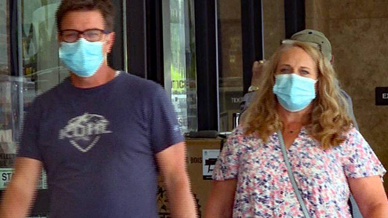In Virginia, the only people required to wear masks are those who are not fully vaccinated.