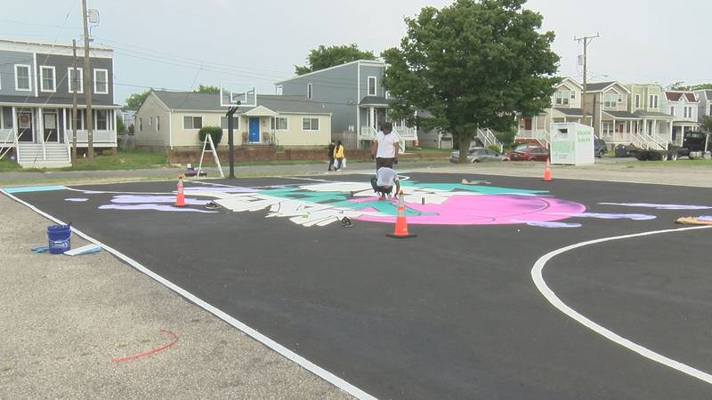 Feed the Streets RVA and Team Loaded are teaming up to give the community an improved outdoor...
