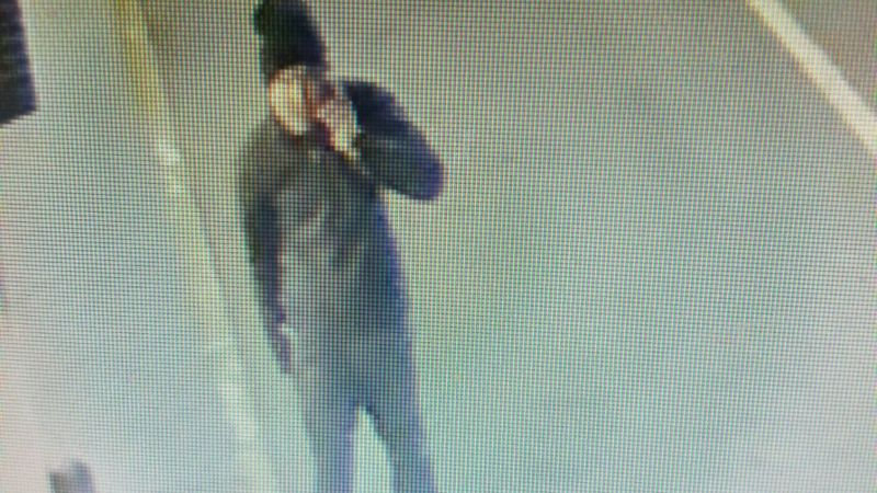 Suspect on the run after robbing woman outside Wawa.