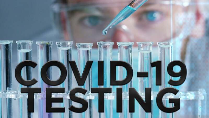 There's an effort underway to bring drive thru coronavirus testing to the areas that need it...