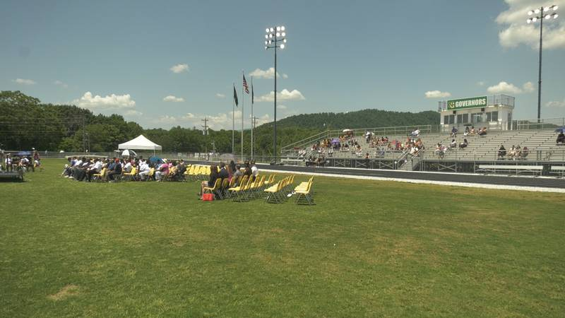 Family and friends gather to remember the life of Alexis Murphy on June 5
