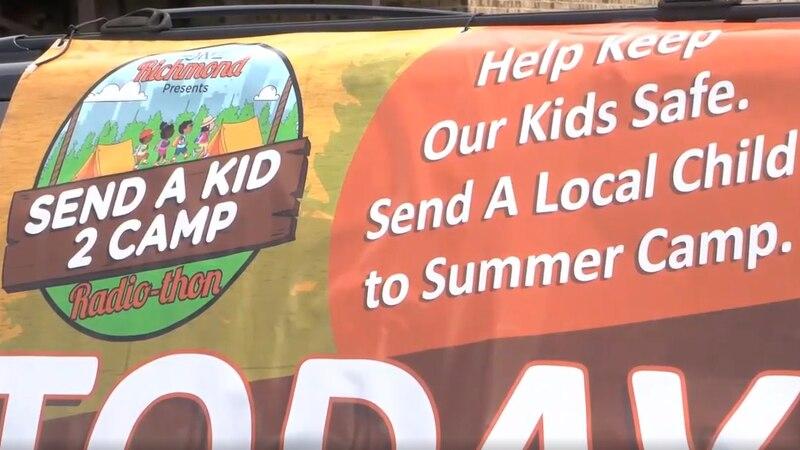 Send A Kid 2 Camp Radio-thon