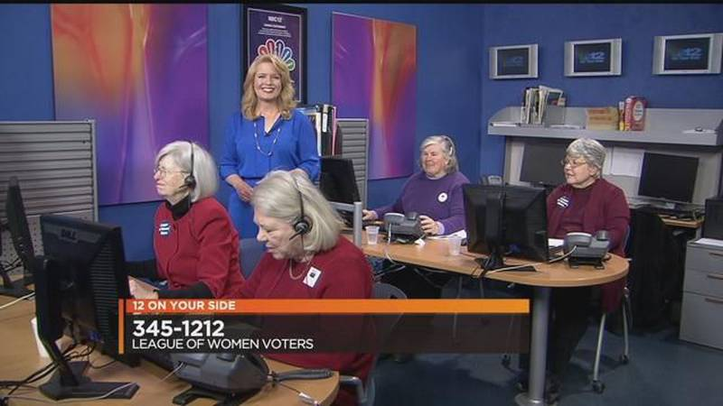 Super Tuesday: League of Women Voters