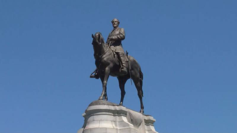 With the Virginia Supreme Court ruling that the Lee Monument can come down, there are people...