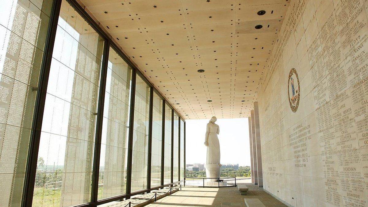 The Virginia War Memorial Foundation has been gifted $5 million. (Source: Facebook/Virginia War...