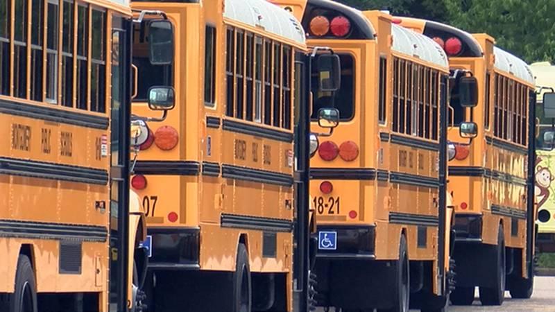 Chesterfield County set to host school bus driver job fair